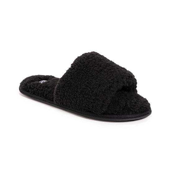 Muk Luks Franki Slide Womens Slip-On Slippers
