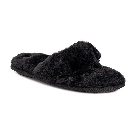 Muk Luks Maren Thong Womens Slip-On Slippers