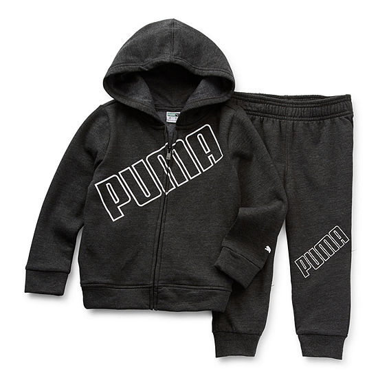 Puma Toddler Boys 2-pc. Track Suit