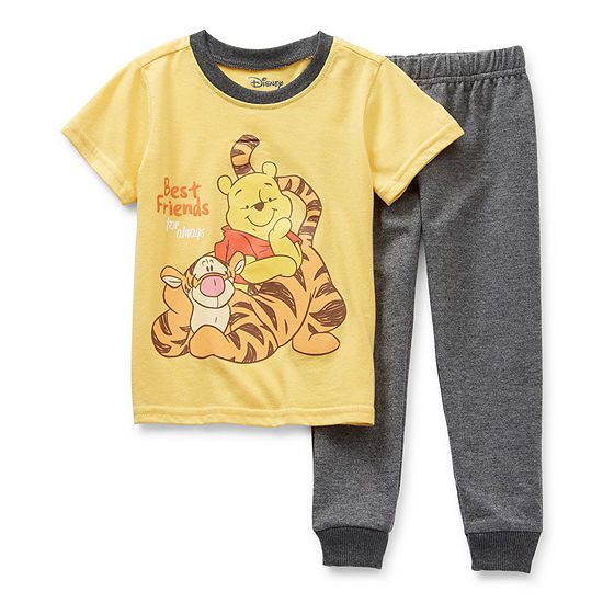 Disney Toddler Boys Winnie the Pooh 2-pc. Pant Set