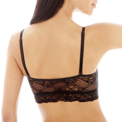 Flirtitude® Bandeau Push-Up Bra