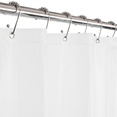 Maytex Parallel Shower Curtain Liner
