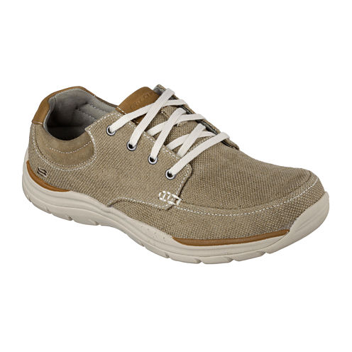 Skechers® Orman Mens Casual Lace-Up Sneakers