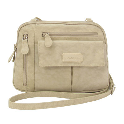 St. John's Bay Zippy Mini Crossbody Bag