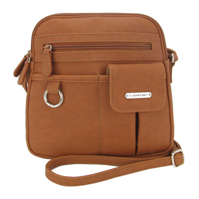 St. John's Bay North/South Mini Crossbody Bag