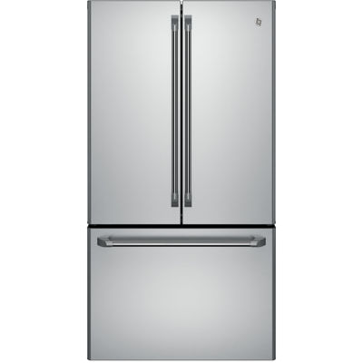 GE Cafe ENERGY STAR® 23.1 Cu. Ft. French Door Refrigerator Counter Depth