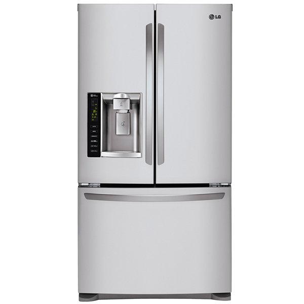 Ultra Large Capacity 3 Door French Door Refrigerator With