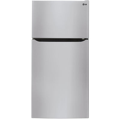 "LG ENERGY STAR® 20.2 cu. ft. 30"" Wide Top Freezer Refrigerator with Ice Maker"