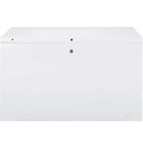 "GE® 56"" 15.6 cu. ft. Manual Defrost Chest Freezer"