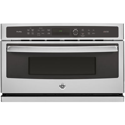 "GE Profile™  30"" Single Wall Oven with Advantium® Technology"
