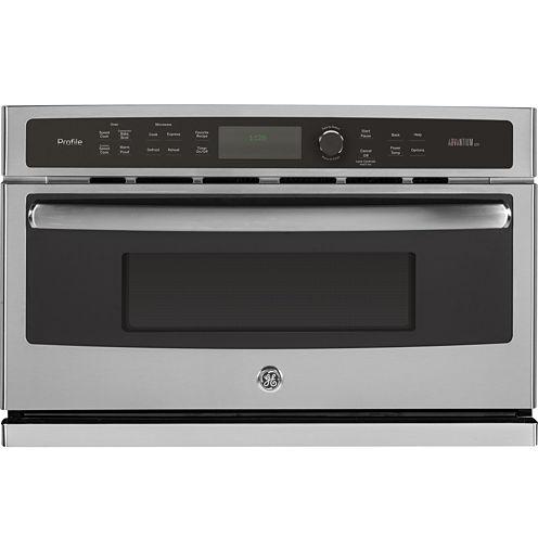 "GE Profile™  30"" Single Wall Oven with Advantium® Technology"