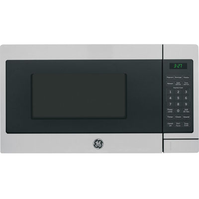 GE® 0.7 cu. ft. Countertop Microwave