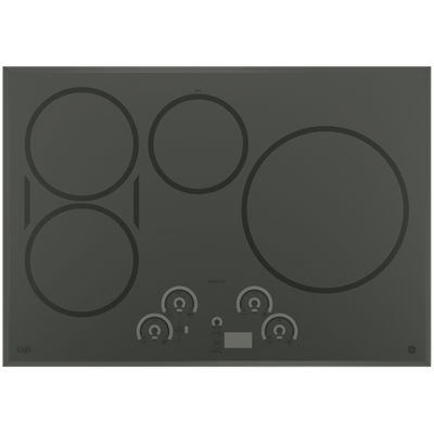 "GE Café ™  30"" Built-In Touch Control Induction Cooktop With 4 Elements"