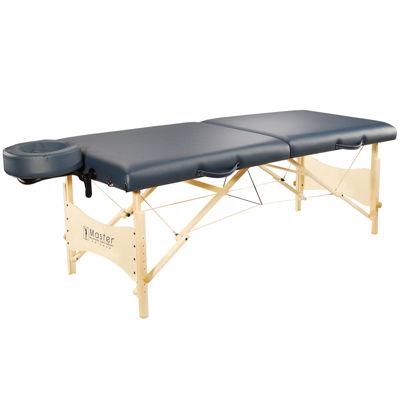 "Master Massage 25"" Skyline Lightweight Portable Massage Table Package"