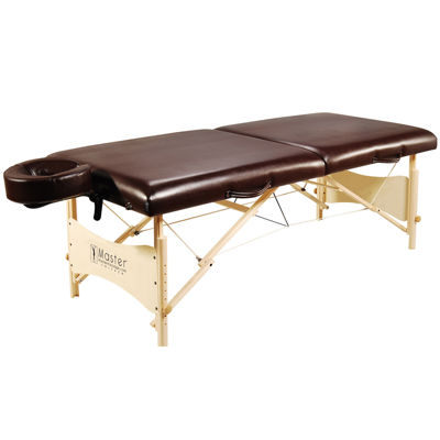 "Master® Massage Balboa 30"" LX Portable Massage Table Package"