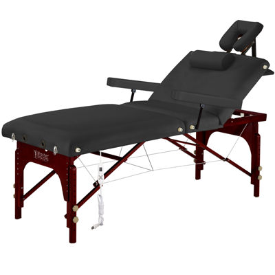 "Master® Massage 30"" Roma Therma-Top Portable Massage Table Pro Package"