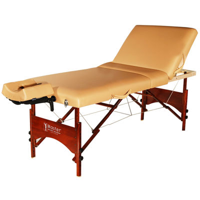 "Master® Massage 29"" Deauville Salon LX Massage Table Package"