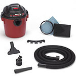 Shop-Vac® BULLDOG® 4-Gallon Portable Wet/Dry Vacuum Cleaner
