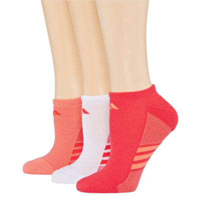 adidas® 3-pk. Climacool® Superlite™ No-Show Socks
