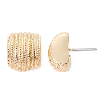 Monet® Gold-Tone Stud Earrings