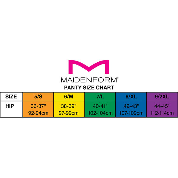 Maidenform® Shapewear Easy Up® High-Waist Briefs - 1454