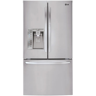LG ENERGY STAR® 28.5 cu. ft. Ultra Capacity 3-Door French Door Refrigerator With Door-in-Door® Design