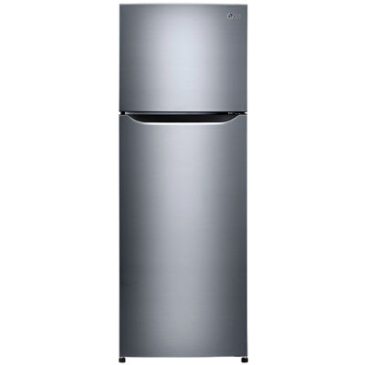 "LG 11.1 cu. ft. Large Capacity 24"" Wide Compact Top Freezer Refrigerator"