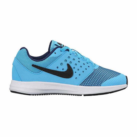 Nike Downshifter 7 Boys Running Shoes - Little Kids