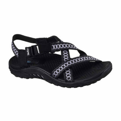 Skechers Womens Reggae Kooky Strap Sandals