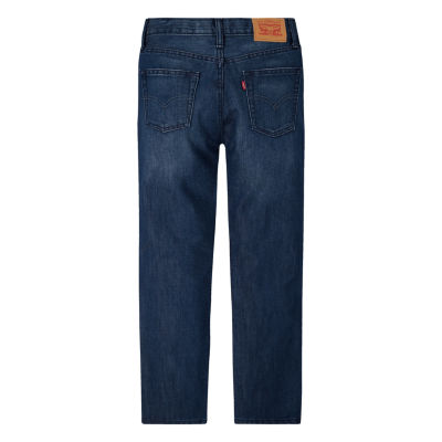 Levi's 514 Straight Fit Jean Big Kid Boys Slim