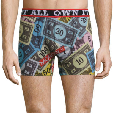 Monopoly Money Boxer Briefs