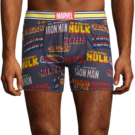 Marvel Boxer Briefs