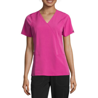 Wonder Wink Womens Scrub Top-Plus