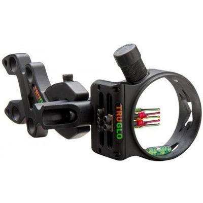 "Truglo Storm 5-Pin .029"" Fiber Optic Archery Sight"