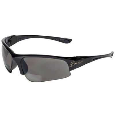 BluWater Babe 1 Blk Frame with Gray Polarized Bifocal 1.5 Lens
