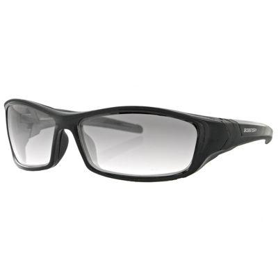 Bobster Hooligan Sunglass-Black Frame-PhotochromicLens