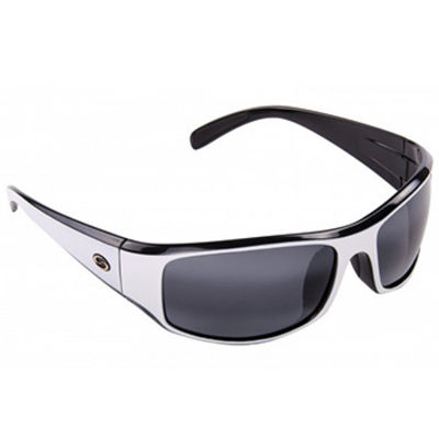Strike King S11 Optics Polarized Sunglasses White-Black-Grey