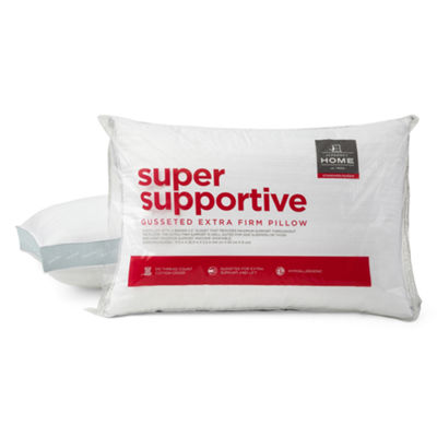 JCPenney Home™ Super Supportive Extra-Firm 2-Pack Pillows