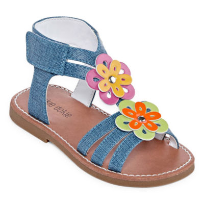 Okie Dokie Bianca Girls Strap Sandals - Toddler
