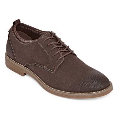 JF J.Ferrar Jefferson Mens Oxford Shoes