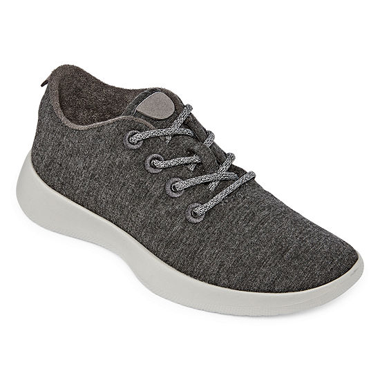 Pop Alodie Womens Lace-up Sneakers