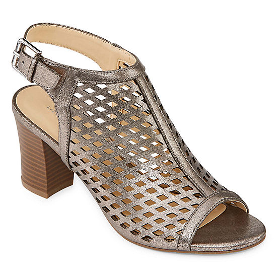 2c9d1483d9e Liz Claiborne Gemma Womens Heeled Sandals JCPenney