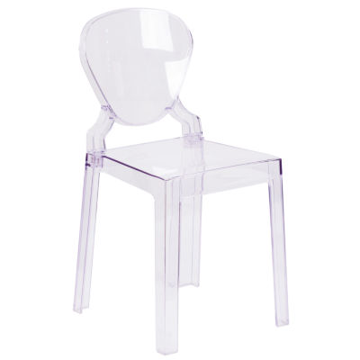 Ghost Chair with Tear Back