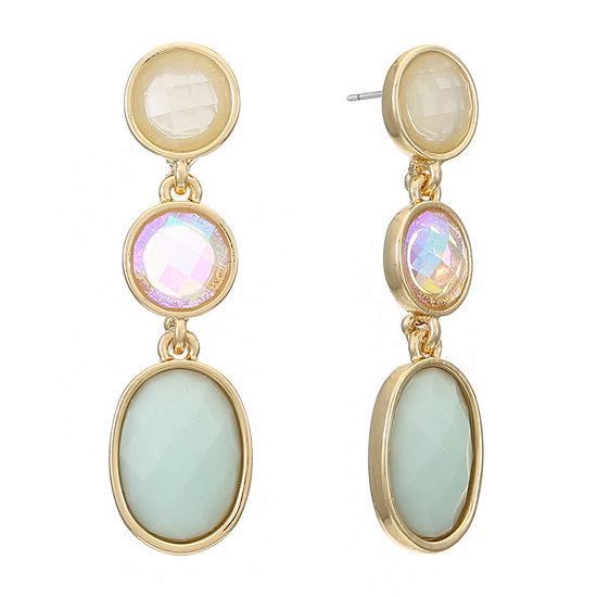Gloria Vanderbilt 1 Pair Drop Earrings