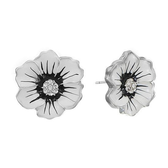 Gloria Vanderbilt 19.6mm Stud Earrings