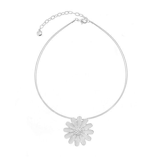 Gloria Vanderbilt 16 Inch Pendant Necklace