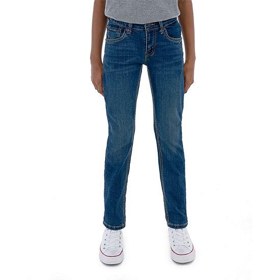 Levi's Performance Big Boys Straight Regular Fit Jean