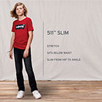 Levi's 511 Flex Stretch Big Boys Stretch Slim Fit Jean