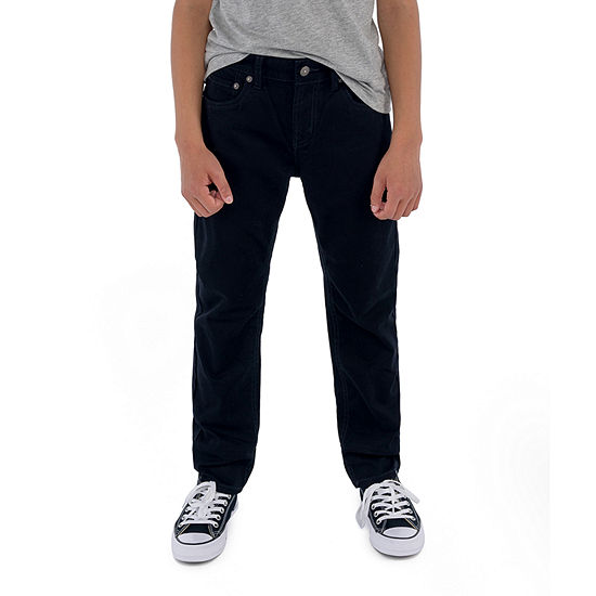 Levi's Big Boys 502 Straight Leg Jean