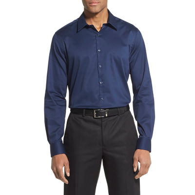 Van Heusen® Flex Collar Slim Fit Long Sleeve Dress Shirt